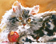 Marie Natale Watercolor Pets & Animals
